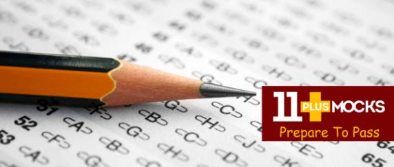 Birmingham 11 Plus Mock Exams Answer Sheet