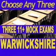 Warwickshire-11-Plus-Mock-Exam-Any Three
