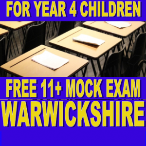 Birmingham Free 11 Plus Mock Exam