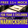 WARWICKSHIRE FREE MOCK