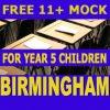 Birmingham Free Mock
