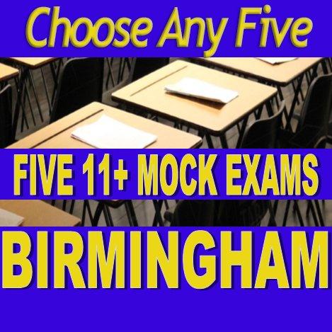 Birmingham-11-Plus-Mock-Exam-Any-5