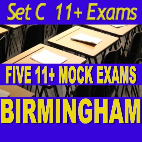 Birmingham-11-Plus-Mock-Exam-Set-C